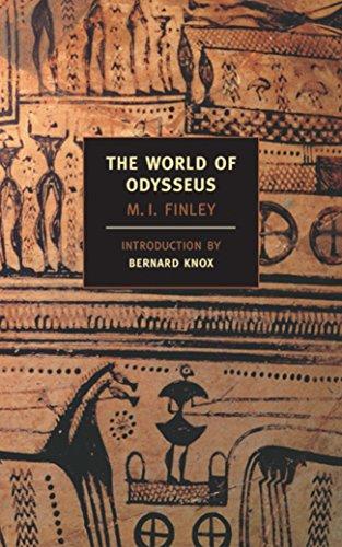 The World of Odysseus (New York Review Books Classics)