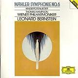 Mahler: Symphony No. 6 / Kindertotenlieder ~ Bernstein / Hampson