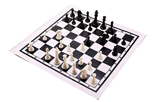 Roll Up Chess (Square Chess Set)