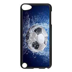 ipod 5 phone cases Black Football fashion cell phone cases YEDS9178102