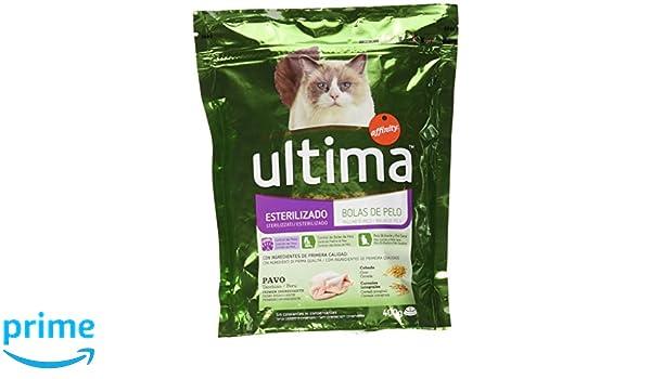 Affinity Petcare - Ultima - Alimento para Gatos Esterilizados ...