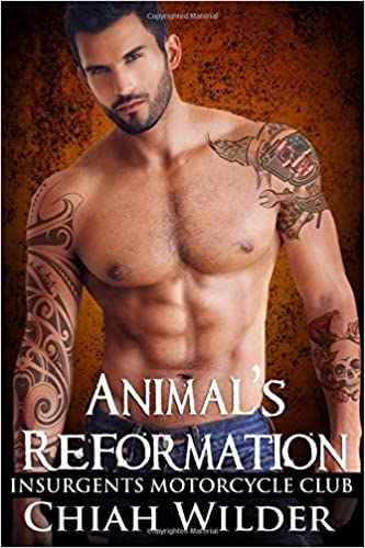 Animal's Reformation Book Cover