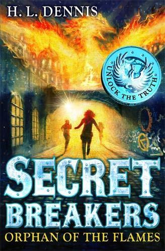 Download Secret Breakers 2: Orphan of the Flames PDF