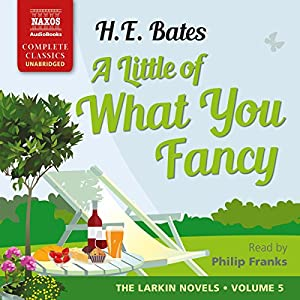 A Little of What You Fancy Audiobook