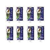Taste the Tropics Soft Feet Cream Mask Combo Packs (Blueberry, 8 Pack)