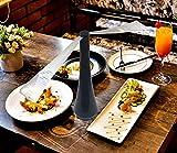 Fly Fan for Outside Restaurants Meal,Ourdoor Picnic