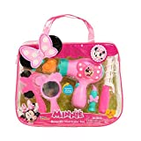 Minnie Bow-Tique Bowtastic Hairstylin' Set And Insert Card With Tote