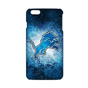 Detroit Lions 3D Phone Case for Iphone 6 plus