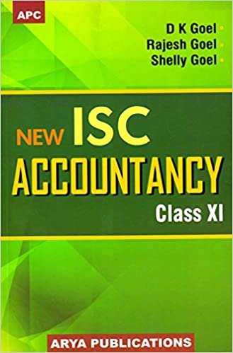 New I.S.C. Accountancy Class- XI