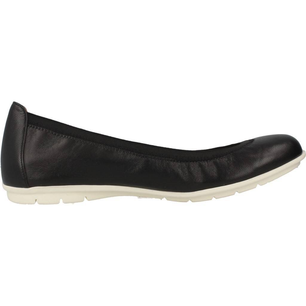 Mocasines para Mujer, Color Negro, Marca PRETTY BALLERINAS, Modelo Mocasines para Mujer PRETTY BALLERINAS 45012 Negro: Amazon.es: Zapatos y complementos