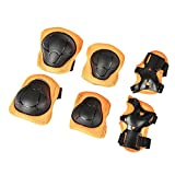 eNilecor Kid's Knee Pads Elbow Pads Wrist Guards