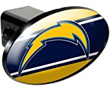 NFL Los Angeles Chargers Trailer Hitch Cover