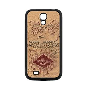 Custom The Marauder's Map About Harry Potter Case For Samsung Galsxy S3 I9300 Cover PC Case-comfort Samsung