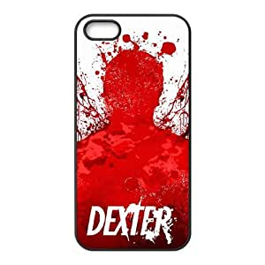 Dexter Blood iPhone5s Cell Phone Case Black 218y-738364
