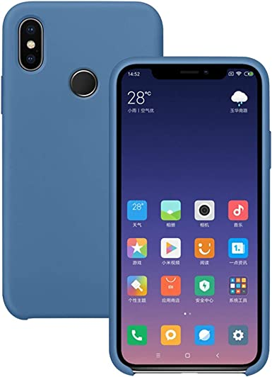 Pacyer Funda Compatible con Xiaomi Mi MAX 3, Ultra Suave TPU Gel ...