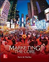 Marketing: The Core, 6th Edition Front Cover