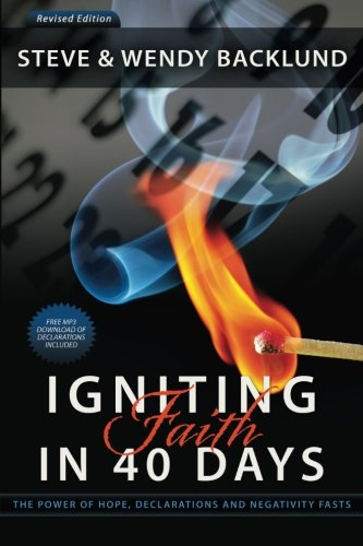 Download Igniting Faith in 40 Days pdf