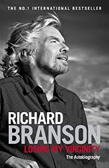 Losing My Virginity by [Branson, Richard]