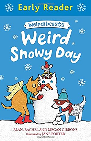 book cover of Weird Snowy Day