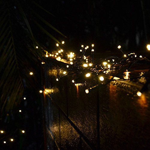 Inst Solar Energy Powered Led String Light Long Lasting