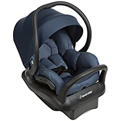 Max Comfort, Max Safety, Max Style: Mico Max 30. The Maxi-Cosi Mico Max 30 provides superior safety for your baby with Air Protect Side Impact Protection and an anti-rebound bar to make every ride safer. The reversible Cozi-Dozi insert provid...
