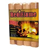 Rediflame 001005 Natural Fire Log (4 Pack)