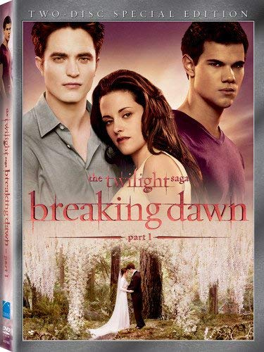 The Twilight Saga: Breaking Dawn - Part 1 (Two-Disc Special Edition) by Summit Distribution (Breaking Dawn Part 2 Dvd)