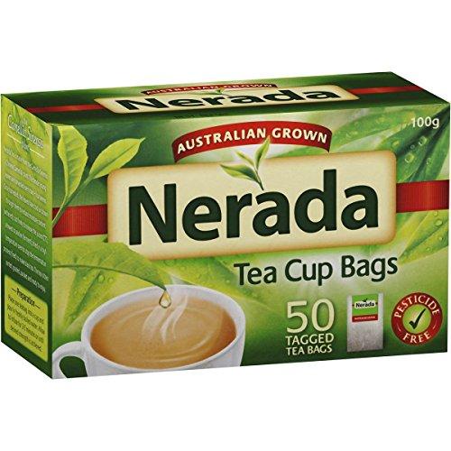 Australian Tea - Nerada Tea 50 Bags - Australian