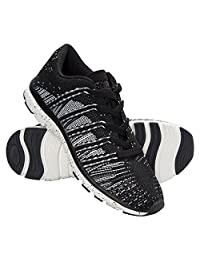 Mountain Warehouse Knit Womens Running Shoes
