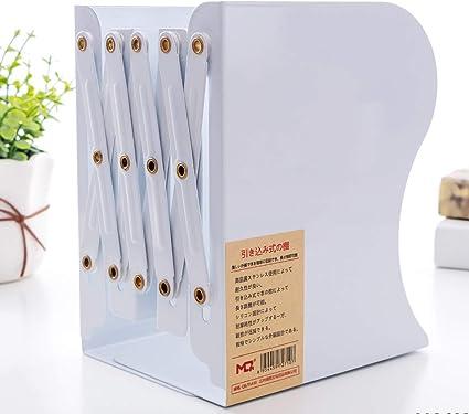 Fermalibri Fetrattili Porta Libri Regolabile In Ferro Metallo Supporto Per Libri Scaffale Per Libri Fermalibri Per Scrivania