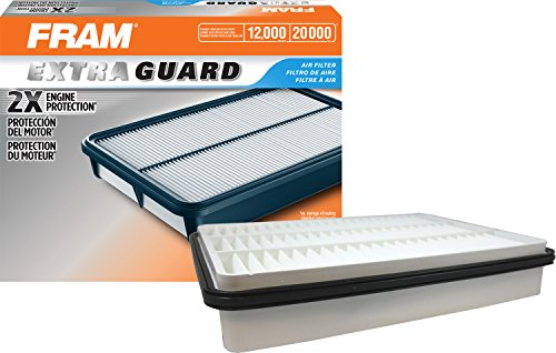 - FRAM CA8918 Extra Guard Rigid Rectangular Panel Air Filter