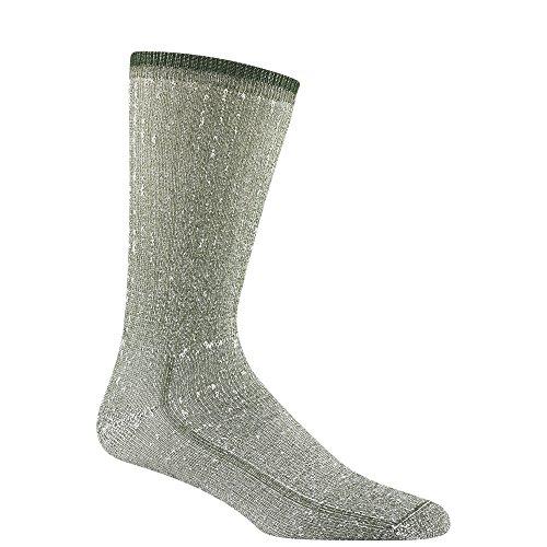 Wigwam Merino Comfort Hiker Socks Evergreen LG (Evergreen Stocking)