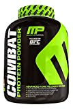 Muscle Pharm Combat Powder Advanced Time Release Protein, Vanilla, 4 Pound