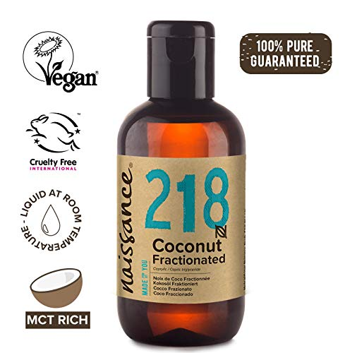 Naissance Fractionated Coconut Oil