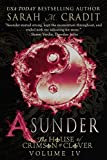 Asunder: The House of Crimson & Clover Book