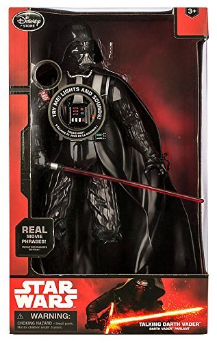 Star Wars The Force Awakens Darth Vader Talking Action Figure -