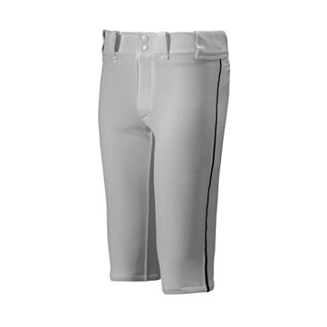 c78464a8118 Amazon.com   Mizuno Youth Premier Short Piped Pants   Sports   Outdoors