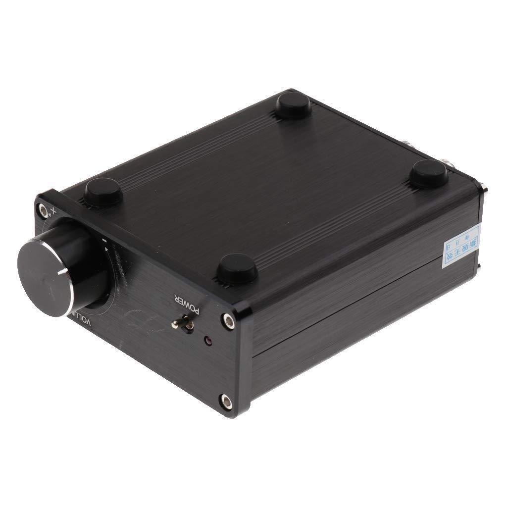 50 Watt Klasse D Amp Baoblaze Tpa3116 2,0 Digitale Verst/ärker Power Home Audio Stereo 2