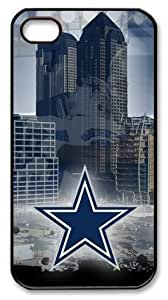 icasepersonalized Personalized Protective Case For Iphone 6 Plus (5.5 Inch) Cover NFL Dallas Cowboys, American Football