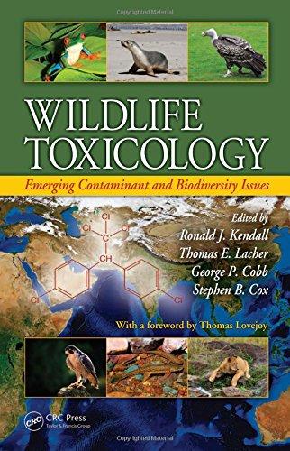 Wildlife Toxicology: Emerging Contaminant and Biodiversity Issues