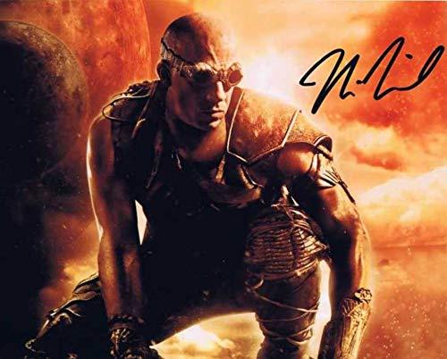 ★直筆サイン◆リディック ギャラクシーバトル◆RIDDICK (2013) ★ヴィン ディーゼル as リディック ★Vin Diesel as Riddick   B07QRR2HDM