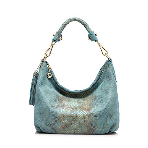 Snake Skin Handbag - 8