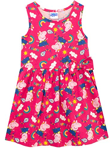 Peppa Pig Girls' Peppa Pig Dress 7