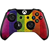 PRIDE Xbox One Controller Skin - Distressed Rainbow Flag Vinyl Decal Skin For Your Xbox One Controller