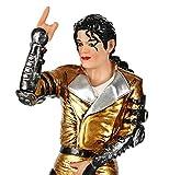 LIOU Michael Action Figure King of Pop Doll