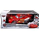 LIMITED EDITION Disney Pixar Cars Remote Control U-Command RC Voice & Lights Lightning McQueen Car