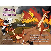 Oliver y Saltarina, Volúmen 10 (Spanish Edition) - Kindle ...