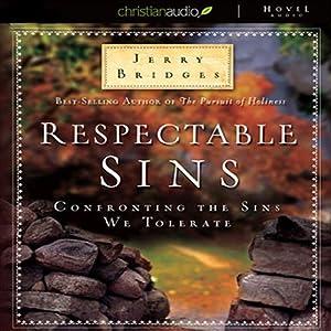 Respectable Sins Audiobook