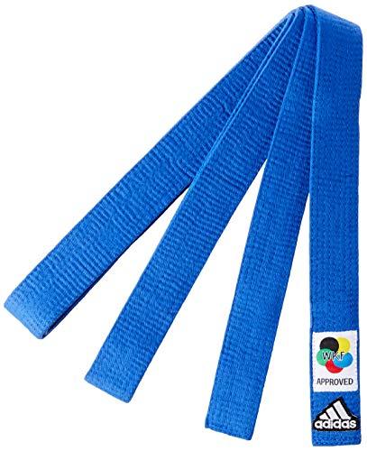 ADIDAS Faixa Elite Karate 3,00 Azul - WKF