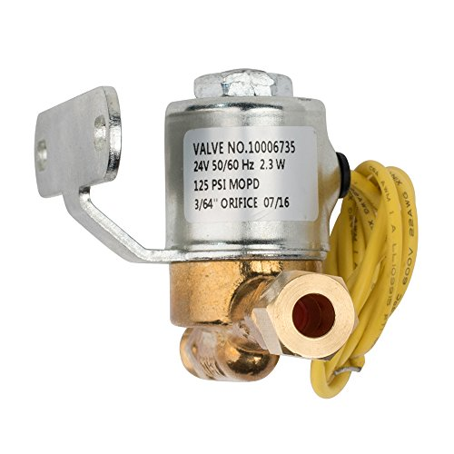 Aprilaire 4040 Solenoid Valve, 24 Volt for Humidifier Models 400, 500, 600, 700